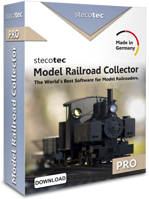 Model-Train-Software Cover